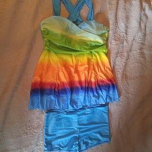 Women's Tankini Swimsuit